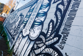 Mural, Mural on the Wall: A self-guided tour of Oakland's murals
